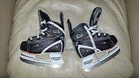 Excellent shape youth skates size 8