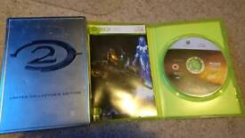 Halo 1,2 (limited edition),3 Xbox 360