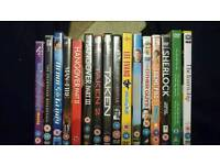 16 Great DVD's for £10