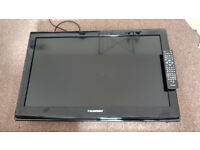 """FREE BlauPunkt 32"""" 32 inch LCD TV television - requires repair"""
