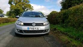 Golf mk6 2010 1.6 tdi bluemotion(no Audi BMW ford mercedes)