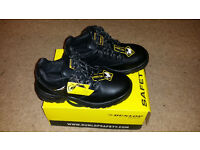 DUNLOP Ladies Safety Shoes Boots Size 5 , BRAND NEW!