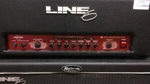 Superbe ensemble pour guitariste cabinet+tête+pedalboard Flextone HD Z007362