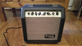 Bryce Music Acoustic Amp Brand New
