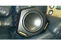 Juice Active Subwoofer 10 inch (car, sub, bass)