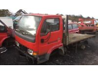 Nissan cabstar spare parts availble