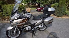 BMW R1200RT SE ABS 2012 Stunning example with low mileage