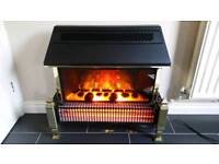 Dimplex Lymington LED fireplace
