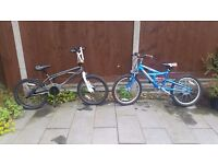 Boy's bicycle age 8-11 years