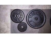 York Weight Plates Set