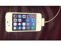 White iPhone 4 16 gig top condition swap for another phone