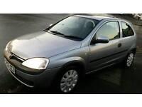 2003 Vauxhall Corsa 1.0 3dr 58k