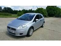 2009 Fiat Grande Punto Facelift 1.4 8v Active 3dr
