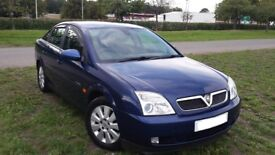 Vauxhall Vectra 2.0Dti Elegance, Full History, Lovely Condition, New M.O.T