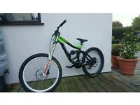 Specialized bighit 2010 downhill bike! With upgrades!!