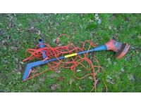 flymo electric strimmer