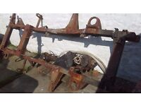 land rover 300tdi chassis