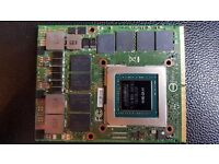 MSI NVIDIA GeForce GTX 980M 4GB MXM NON SLI