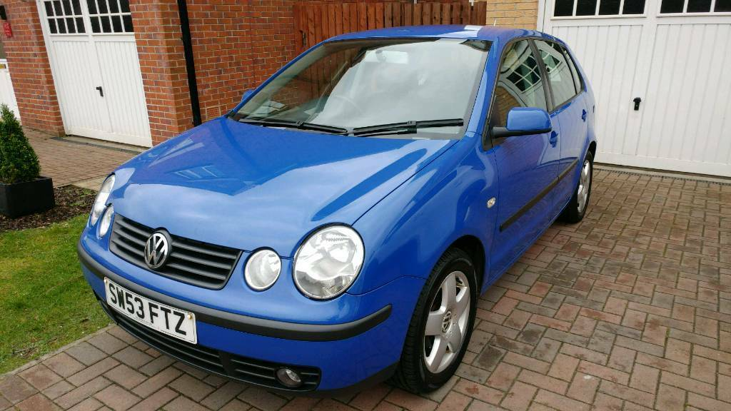 volkswagen polo 2003 sport 5 door in dunfermline fife gumtree. Black Bedroom Furniture Sets. Home Design Ideas