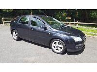 Late 2005 ford focus 1.6 petrol,new model,titanium