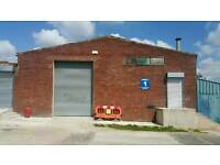 £2000 TO LET COMMERCIAL WORKSHOP / RETAIL SPACE / INDUSTRIAL UNIT - PINXTON, NOTTINGHAM, NG16 6NS