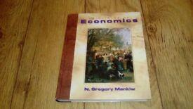 Principles of Economics. Mankiw. Hardback.