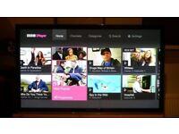 Panasonic Viera WIDESCREEN 50 INCH HD TV 3D Smart TV, Freeview HD