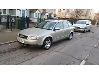 AUDI A4 1.9 tdi 2003 DIESEL MANUAL CHEAP!