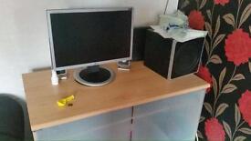 Computer desk and computer desk for sale