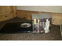 Ps3 Super Slim 12GB + 11 Games