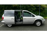 Chrysler Voyager 2.8 TDI Auto One Owner 47000 Mileage fsh 7 seats