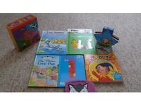 Books, Noddy, Thomas the tank engine, princess books