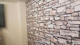 Painter&Decorator,wallpaper,Laminate floor,etc