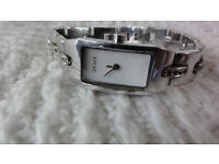 DKNY Ladies Watch White Face (also have MK Kors Chanel Gucci Coco Rolex, Breitling, Tag Omega )