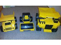 Caterpillar - Digger / Dumper / Roller Trucks