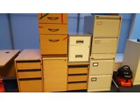 Range of Filing Cabinets