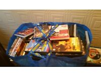 100S OF DVDS FOR SALE