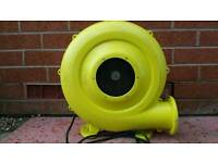 Hi for sale Blower for bouncy castles in used condition! fully working!