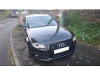Audi A4 2011 3.0TDI Quattro S Line Black Edition 245hp New Auto Clutch £1.7k Fitted 2 months ago
