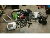 Kawasaki ar 125 parts