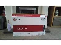 """Unused 32"""" led tv"""