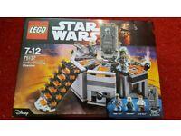 Lego retired star wars set 75137 binb