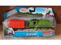 Thomas & Friends Trackmaster Gator BNIB