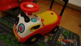 Mickey Mouse Ride On Car