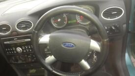 ford focus low millage