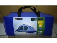 Ozark Trail 6man tent never been used like new been stored for one year can deliver or post!