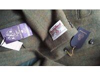 Harris tweed jacket gents