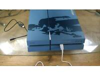 Ps4 uncharted 1TB limited edition swap
