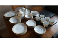 Dinner Set - Fine Bone China by Sonia Noritake, collectors item