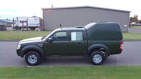 Ford Ranger 2.5TDCi ( 143PS ) 4x4 D/Cab Double Cab NO VAT